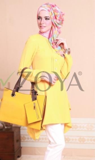 model baju muslim ke pesta