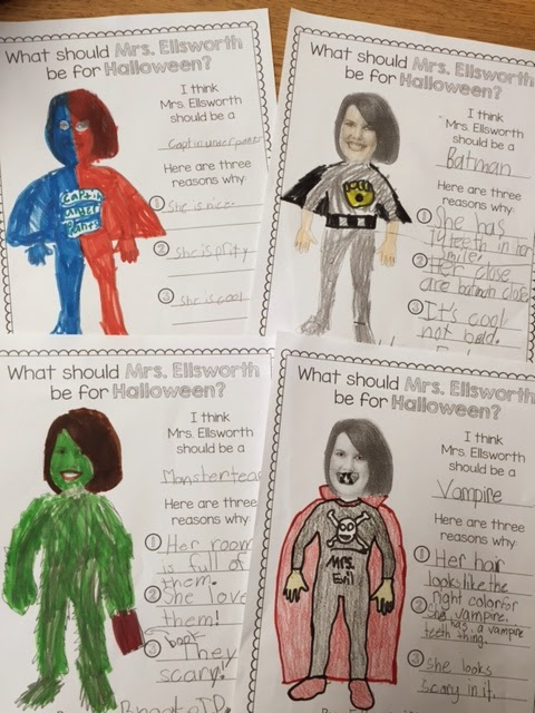 What should my teacher be for Halloween? - The Creative Classroom