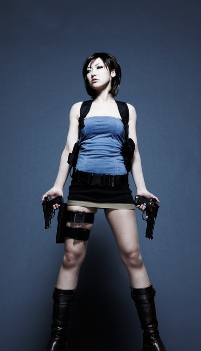 Resident Evil Cosplay Jill Valentine by Omi Gibson