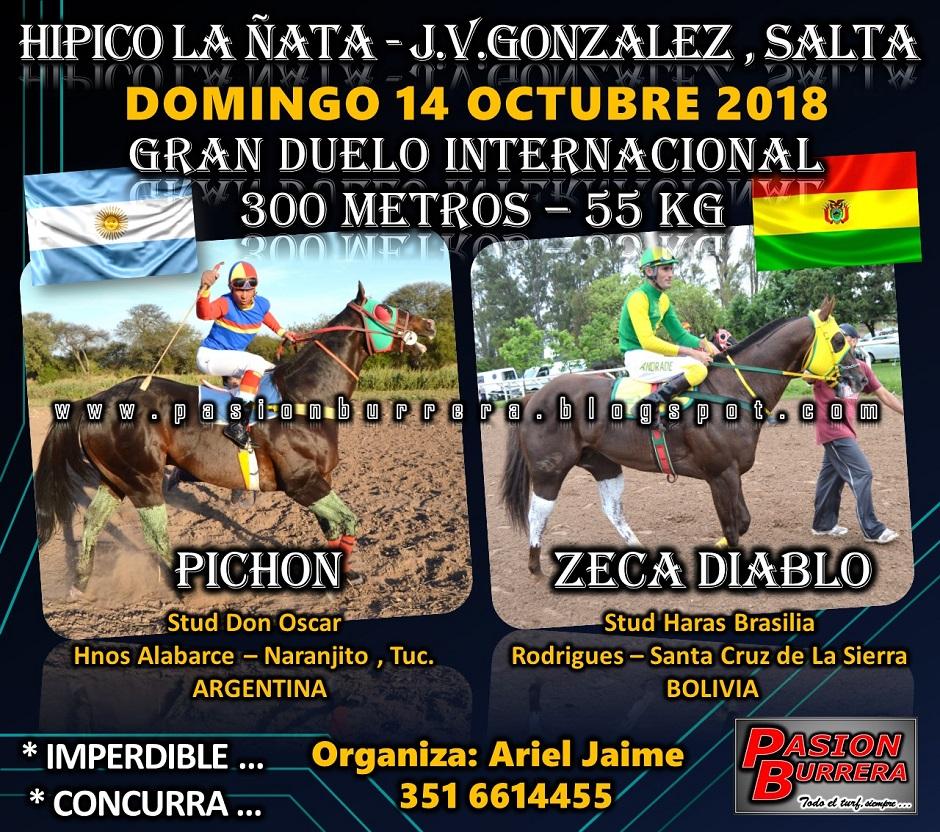 LA ÑATA - SALTA - 14 OCT. - 300