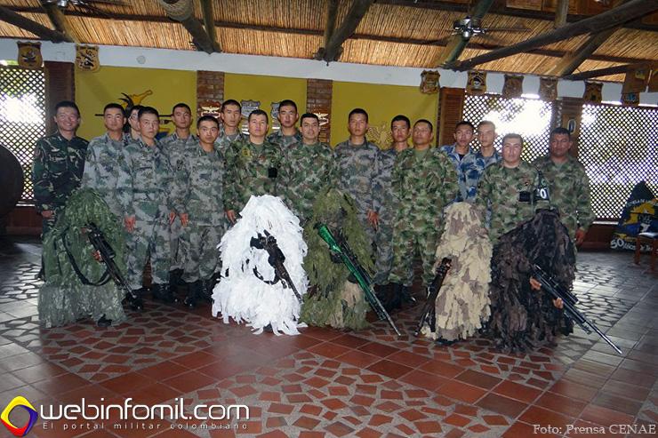 Armée Colombienne / Military Forces of Colombia / Fuerzas Militares de Colombia - Page 11 CURSO%2BTAP%2B33.%2BE