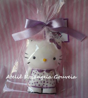 Lembrancinha da Hello Kitty