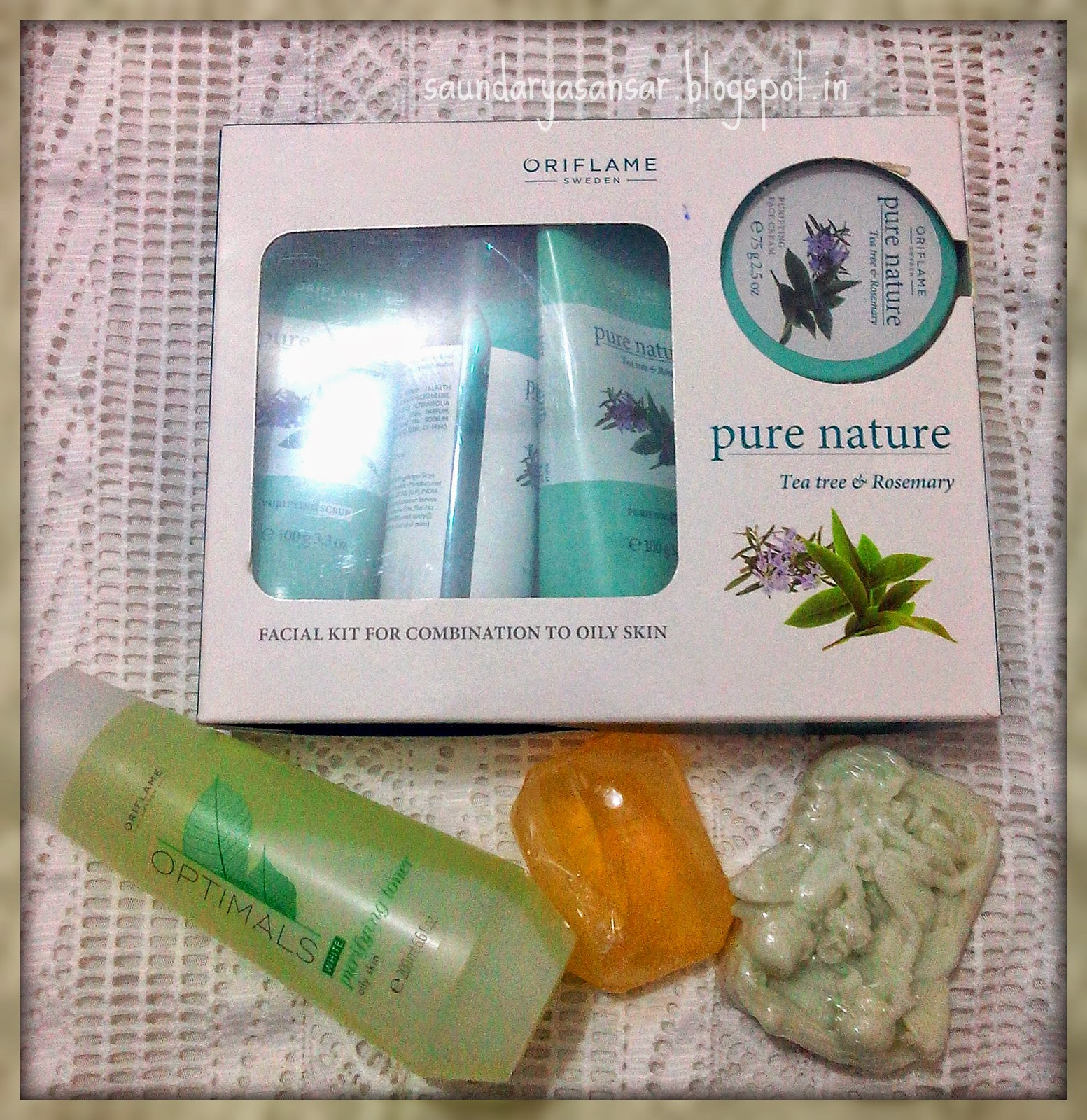 ORIFLAME-PURE-NATURE-Tea-Tree-and-Rosemary-Kit-Review