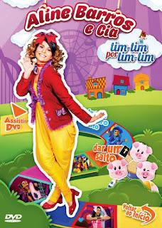Chegou o novo DVD Aline Barros e Cia!