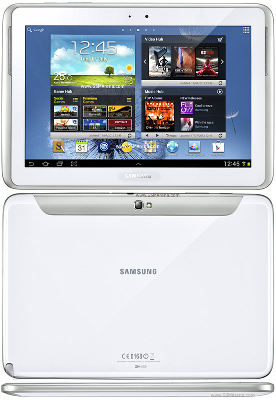 Samsung Galaxy Note 10.1 N8010 Review - Manual - Specification