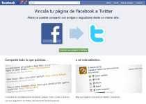 Facebook a Twitter actualizar Twitter desde Facebook