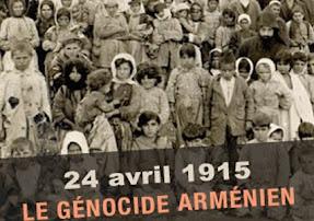 Γενοκτονία Αρμενίων 24 Απριλίου
