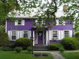 บ้านสีม่วง