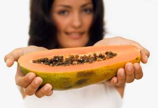 resep ramuan kesehatan dan kecantikan pepaya yang kaya manfaat