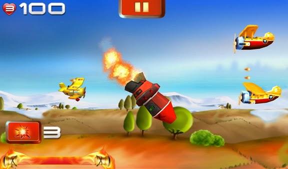 Big Air War Pertempuran Udara