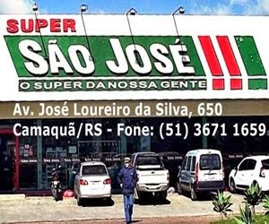 Super São José - Camaquã/RS