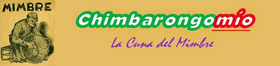 <b>CHIMBARONGOMIO</b>