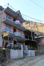Notre maison à Syabrubesi
