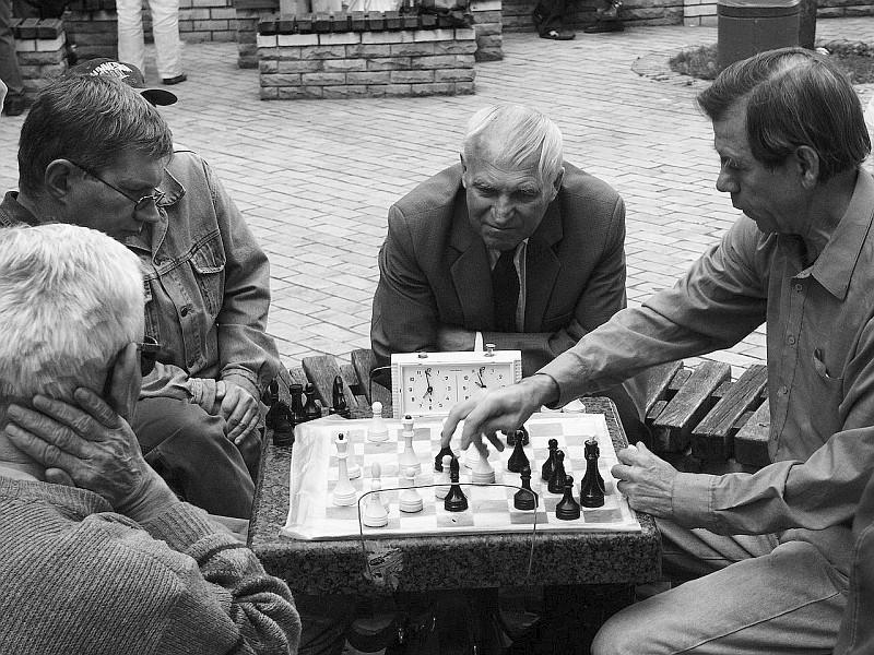 ben franklin chess essay