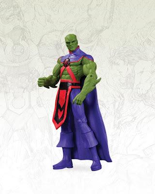DC Collectibles 52 Martian Manhunter Figure