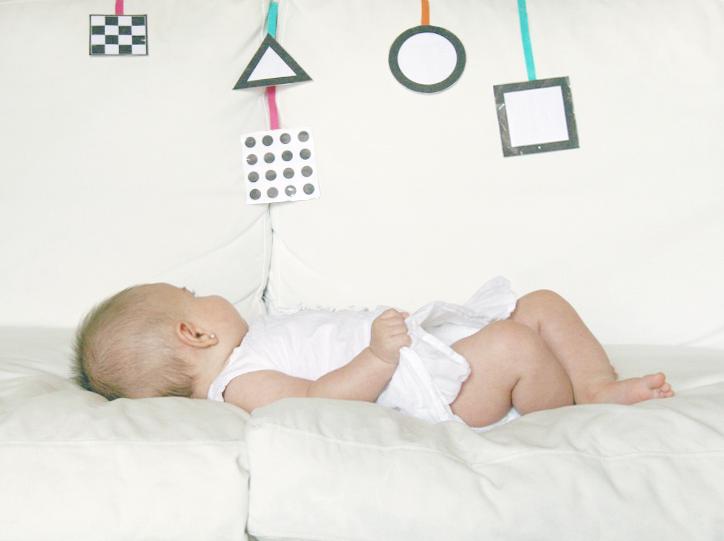 Estimulación del bebé durante su primer mes de vida