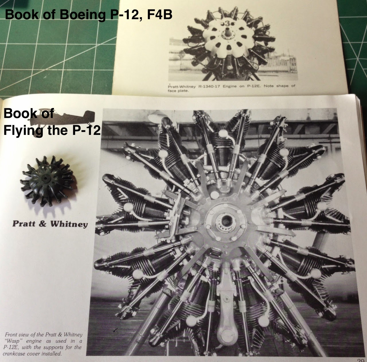 Boeing P-12E: Engine - Pratt & Whitney R-1340 Wasp and ...