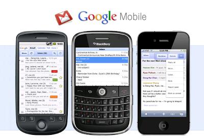 Ứng dụng Google mail