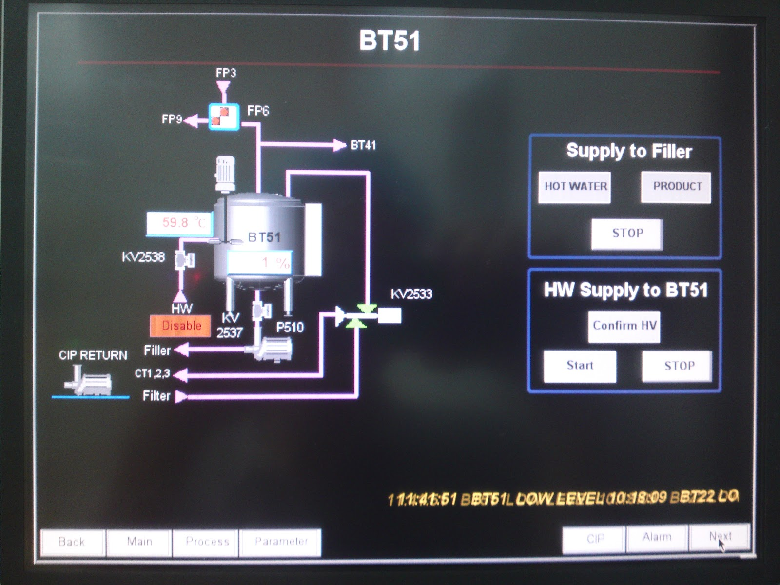 Process Automation July 2012 Ats01n206rt Wiring Diagram Weinview Hmi