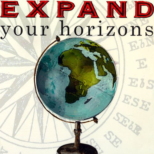 travel expanding your horizon
