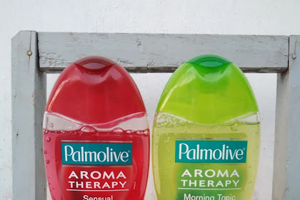 [Review] Palmolive Shower Gel