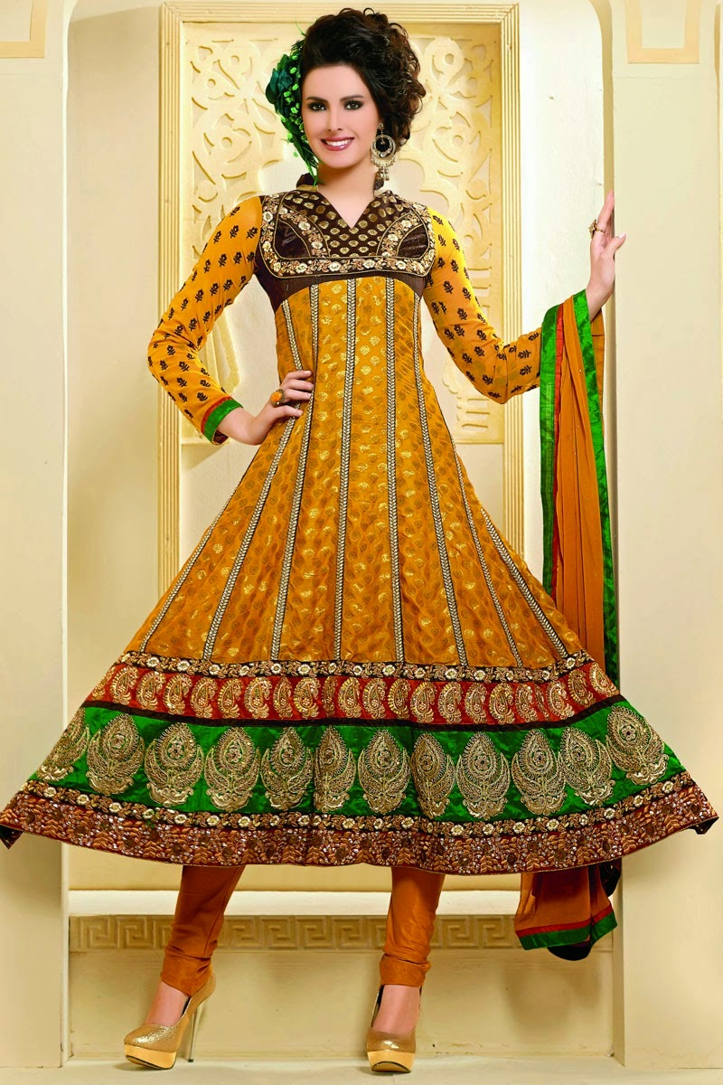 Pakistani Fashion Indian Fashion International Fashion Gossips Beauty Tips Eid Wear Anarkali