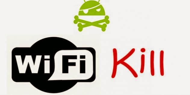 Cara Memutuskan Koneksi Wifi Perangkat Lain dengan Android