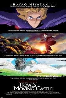 Howl's Moving Castle (2004) English Dub