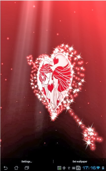 Valentines day Live Wallpaper