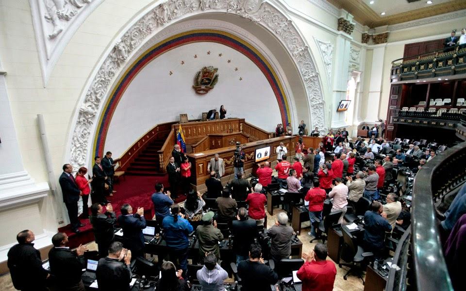 ¿Minoría parlamentaria del chavismo?