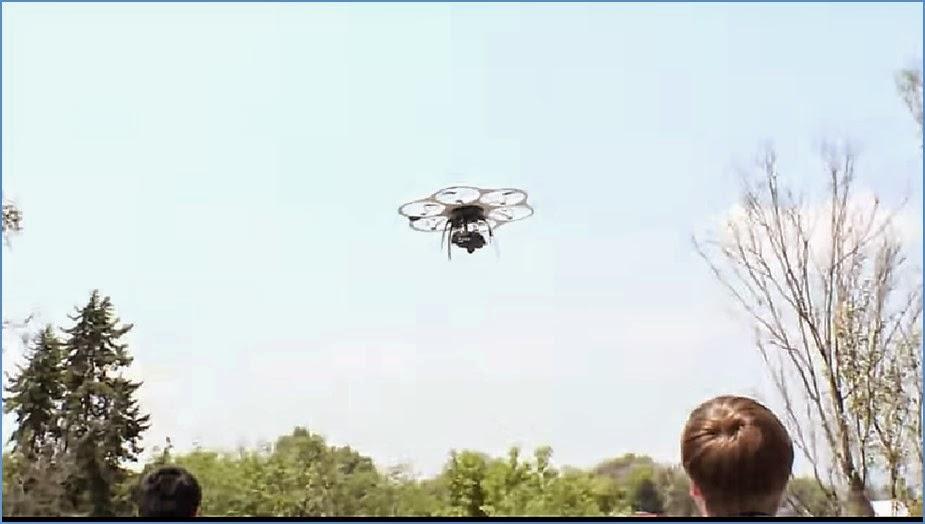 FOTOGRAMETRÍA AÉREA CON DRONES