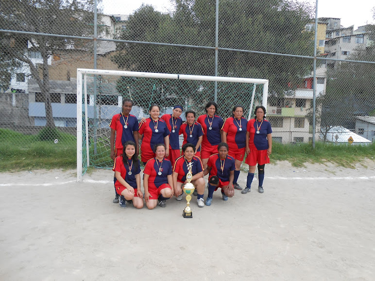 CLUB GRAN COLOMBIA CATEGORIA DAMAS