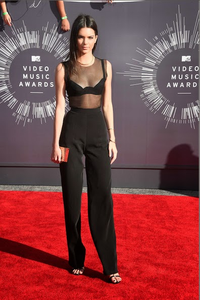 2014 mtv music awards Kendall Jenner