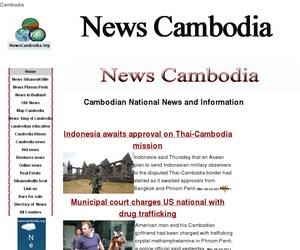 Cambodia news read cambodia news online