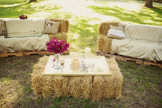 Oh mywedding c mo decorar una boda r stica rustic wedding for Decoracion rustica campestre
