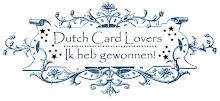 Gewonnen bij Dutch Card Lovers!