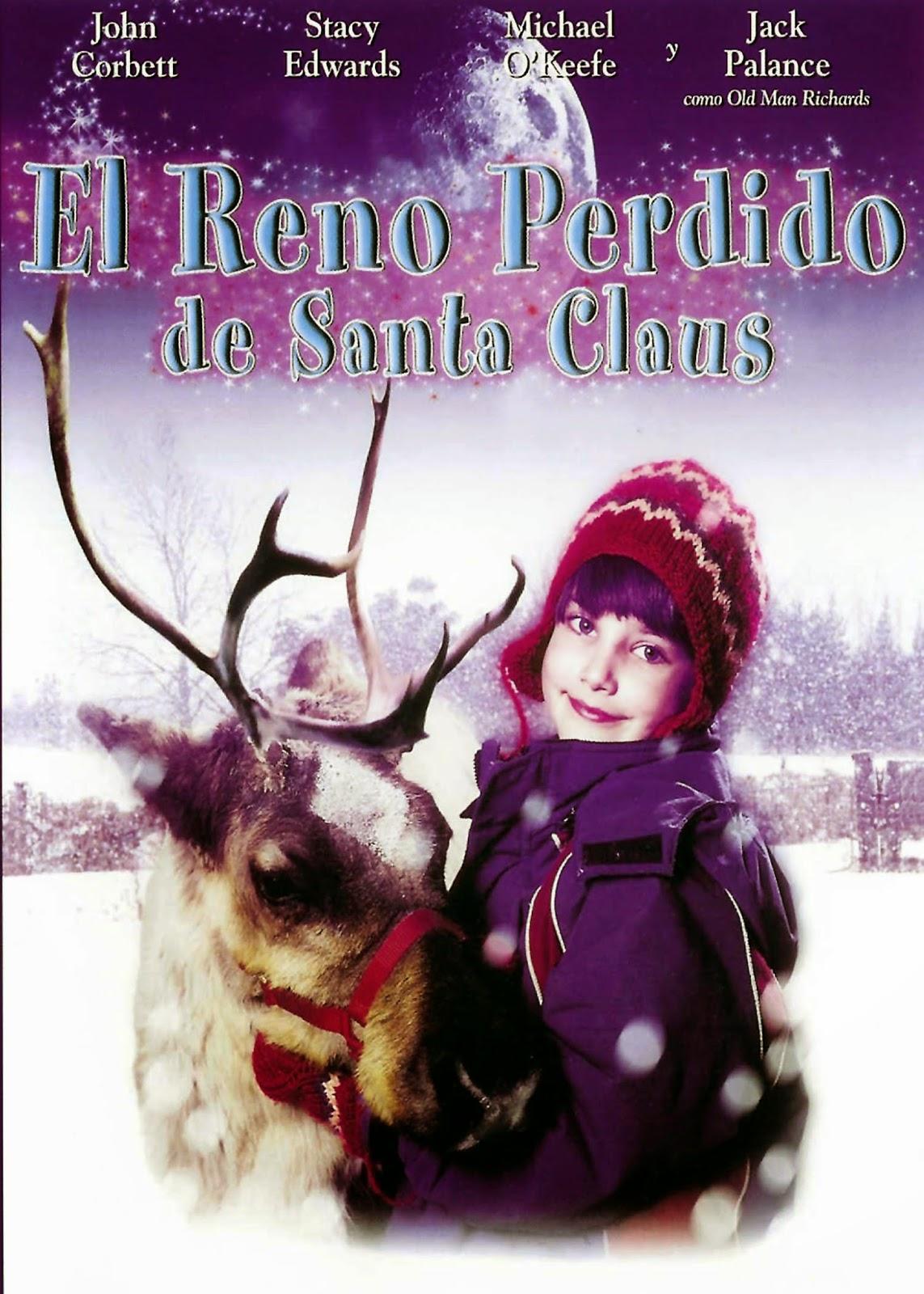 El Reno Perdido De Santa Claus (2001)