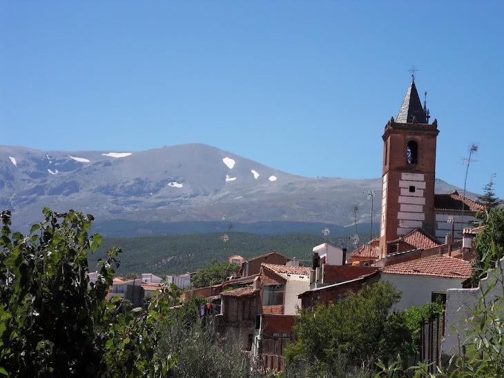 sierra del marquesado,Granada