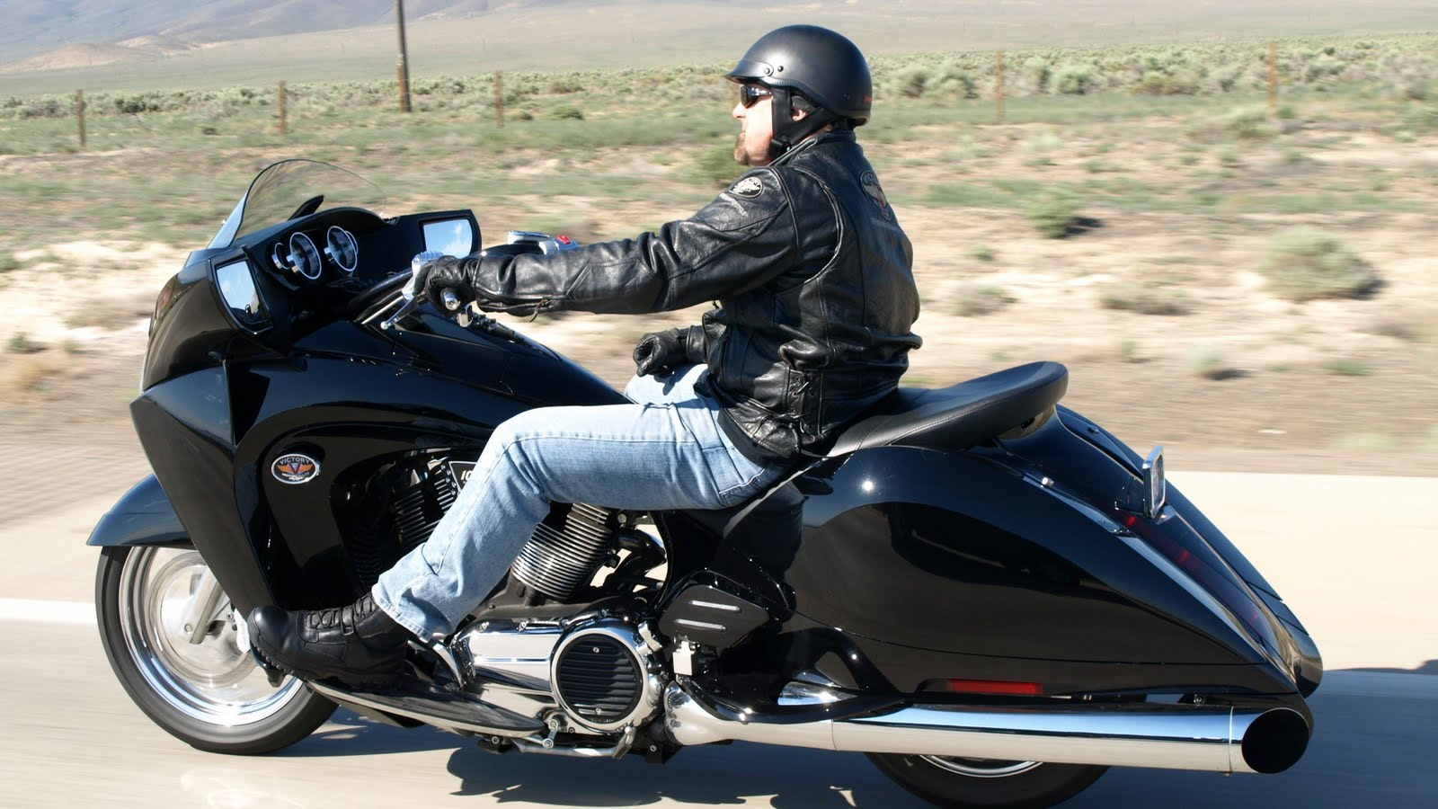 Baywire: Victory Vision Motorcycle Guide for Riders