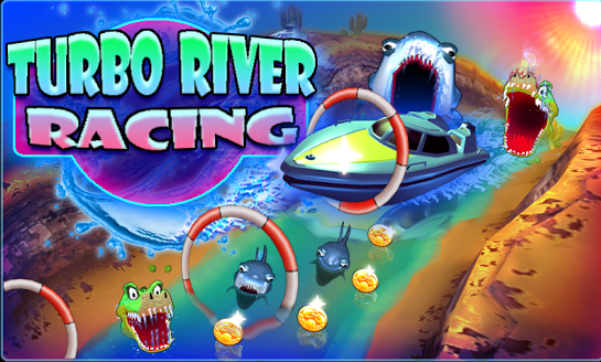 Turbo River Racing Free Download Android Game Free