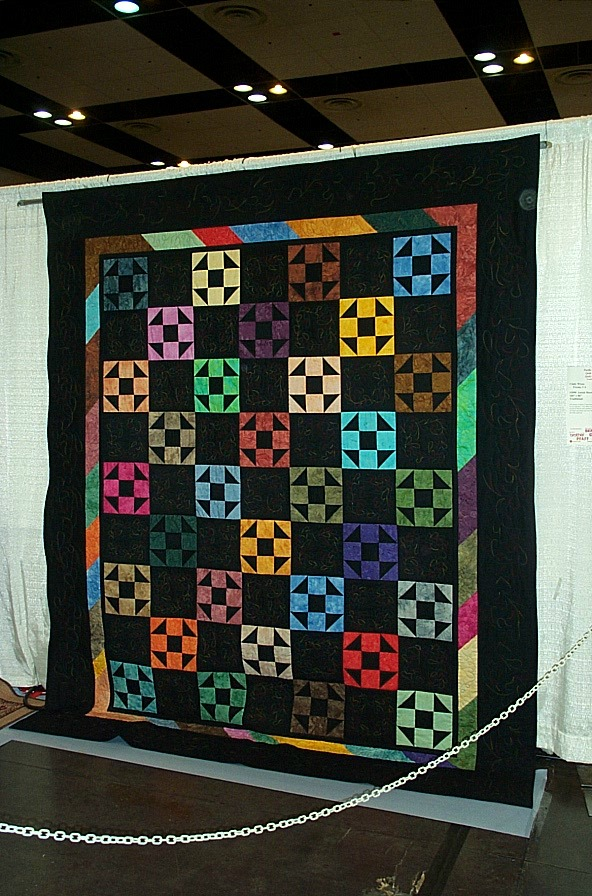 Live A Colorful Life Dear Quilters
