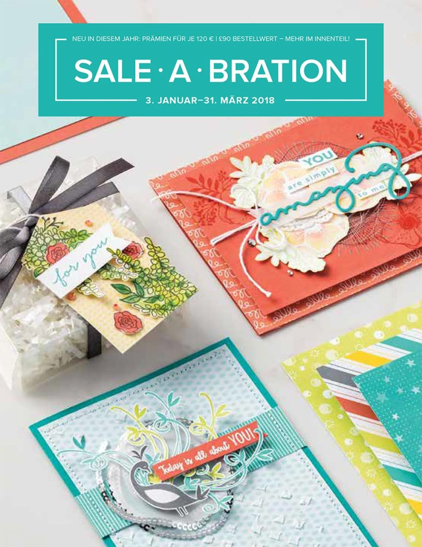 Sale-a-Bration 2018 2. Auflage