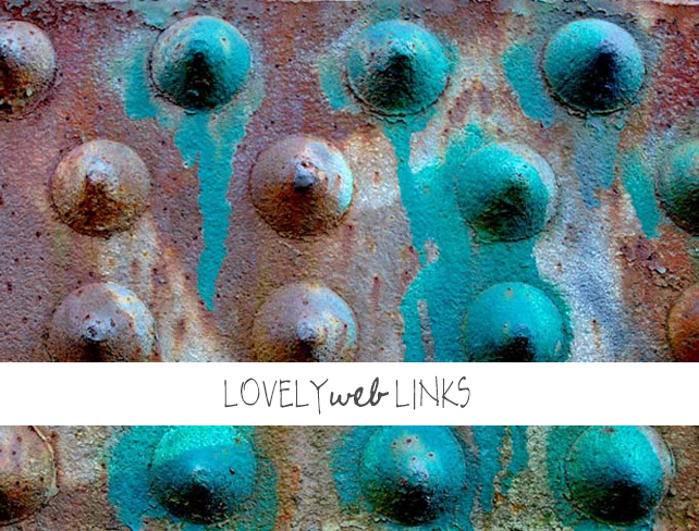 Lovely Web Links Featuring Kelly Wearstler