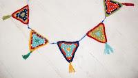 Crochet Vanes