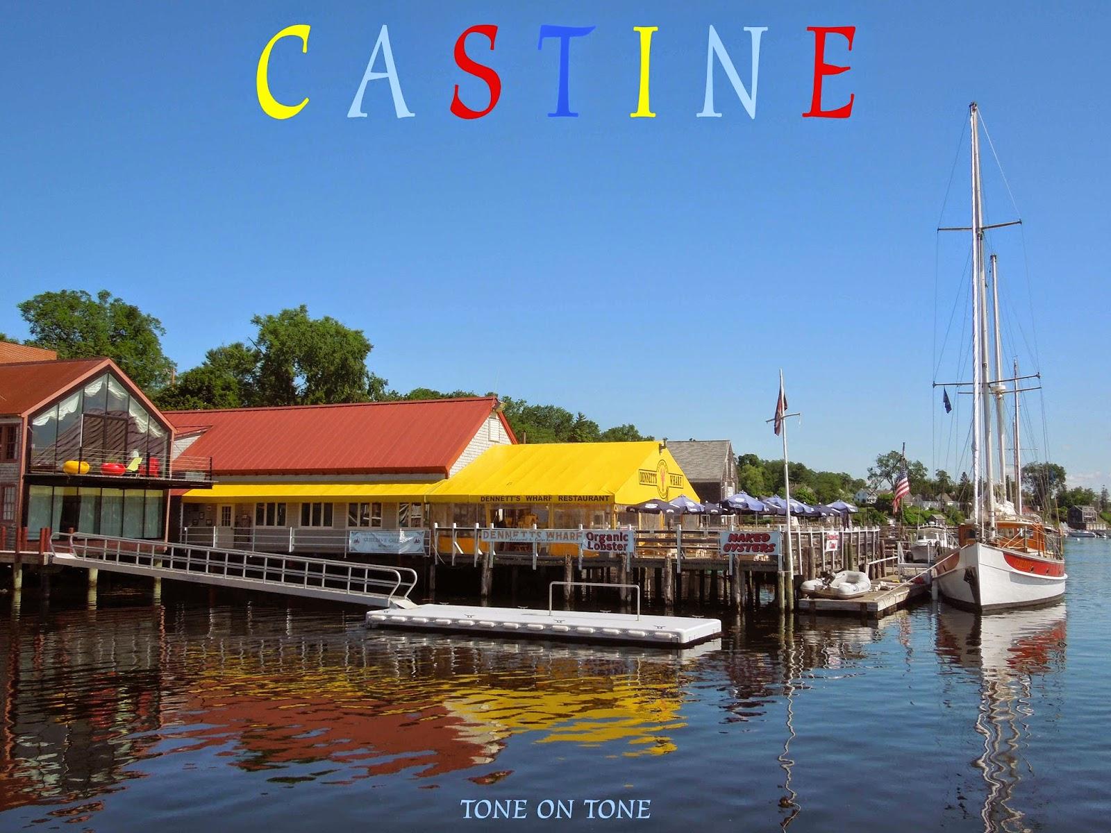 Castine, me