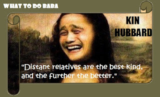 quote about relatives to make you laugh