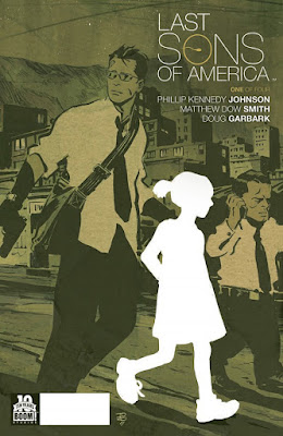 Cover of Last Sons of America #1, Courtesy of BOOM! Studios