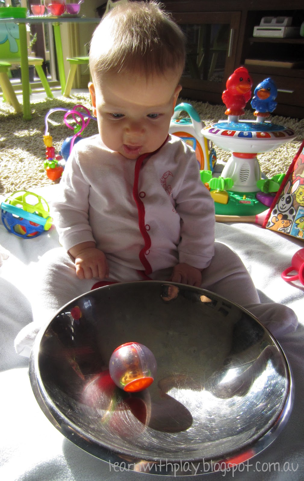 Infant - Play & LearnPlay & Learn