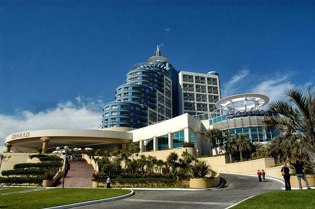 Hoter Resort Conrad en Punta del Este