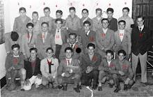 CLASES DE ADULTOS EN LOCAL EDUCACION Y DESCANSO AÑO 1954